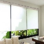 White Roller Blinds Melboure